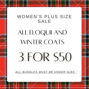 It's a 3 for $50 SALE!